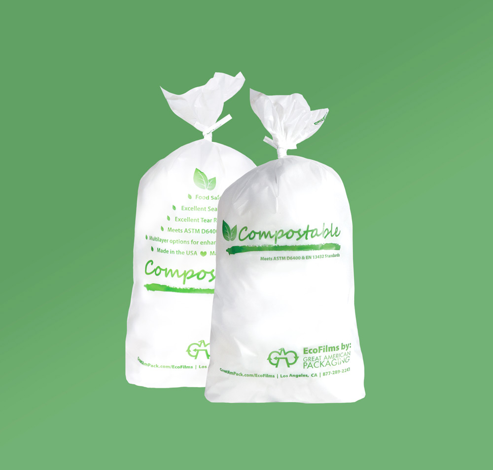 Compostable Bags & Films image